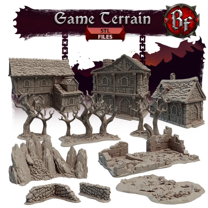 STL Game Terrain's Cover