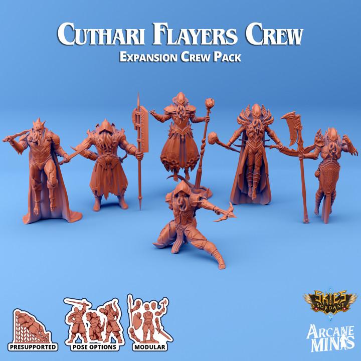 Cuthari Flayers Crew's Cover