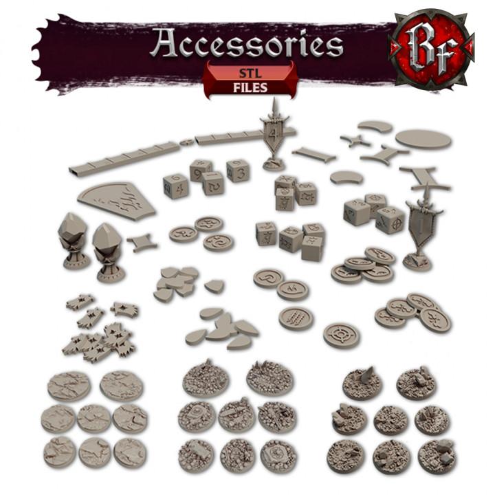 STL Game Accessories's Cover