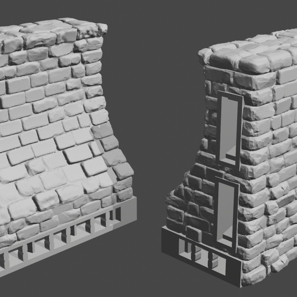 1000x1000 sewer wall 2x