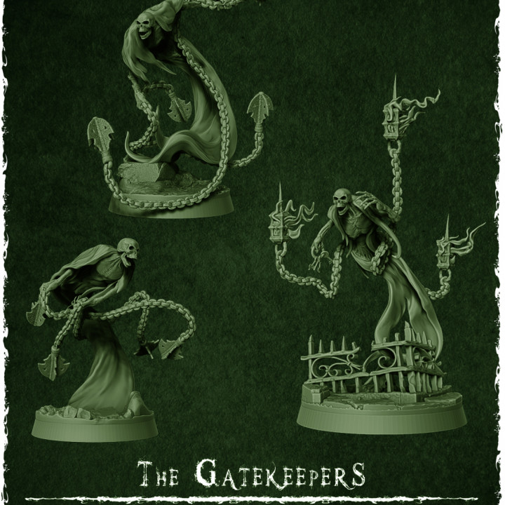 The Gatekeepers's Cover
