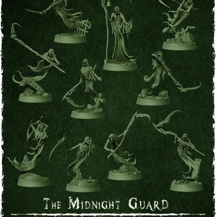 The Midnight Guard's Cover