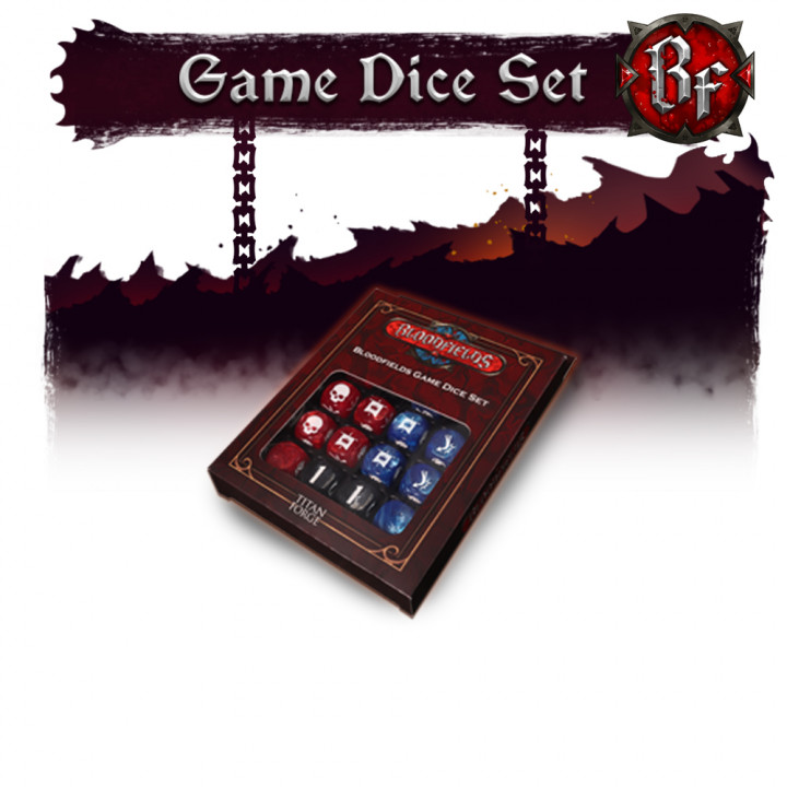 Dice Set's Cover