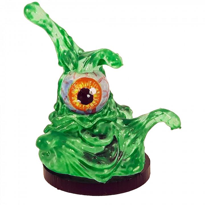 Eyeball Slime's Cover