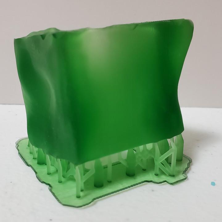 Gelatinous Cube's Cover
