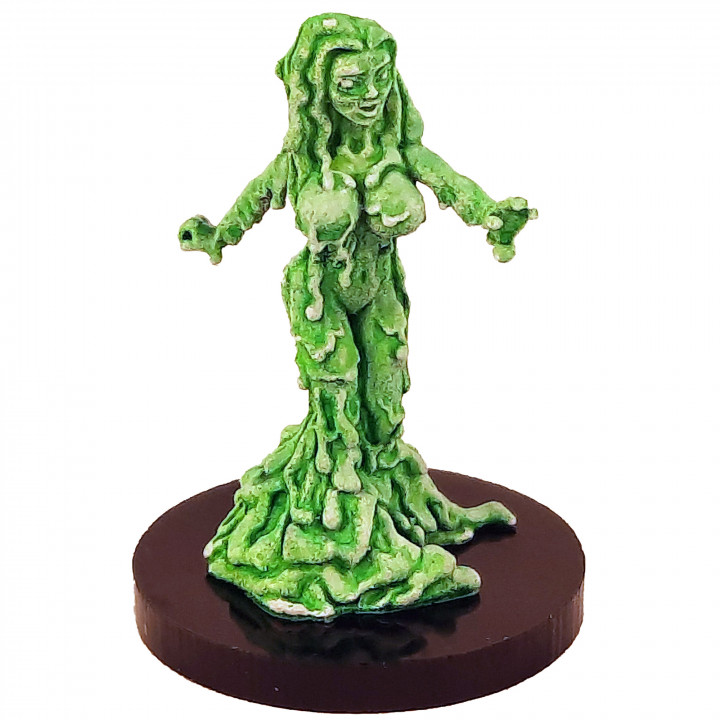 Sexy Slime Elemental's Cover