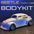 VW BEETLE BODYKIT FOR TAMIYA 1/24 image