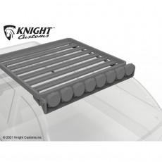 Knightrunner spotlights small -  non working & roof rack