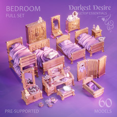 Bedroom - Full Set